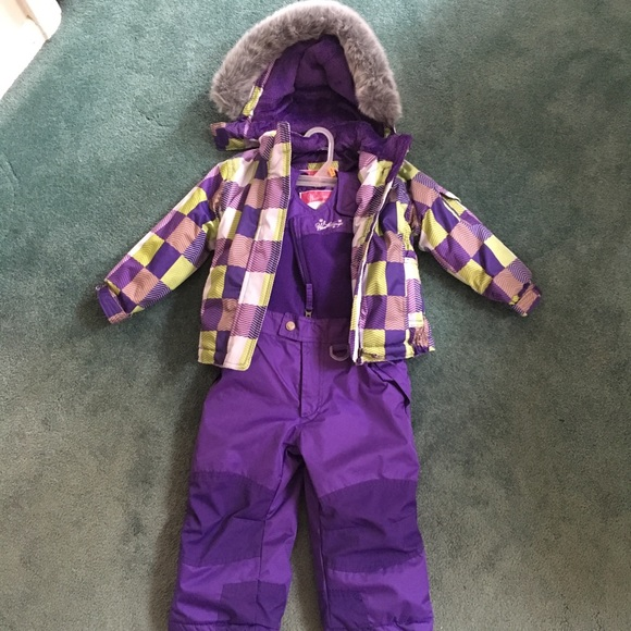 459af720d Weatherproof Girls 3T 2-Pc Snowsuit Bib & Jacket. M_5bf2f79d04e33da9a446350f